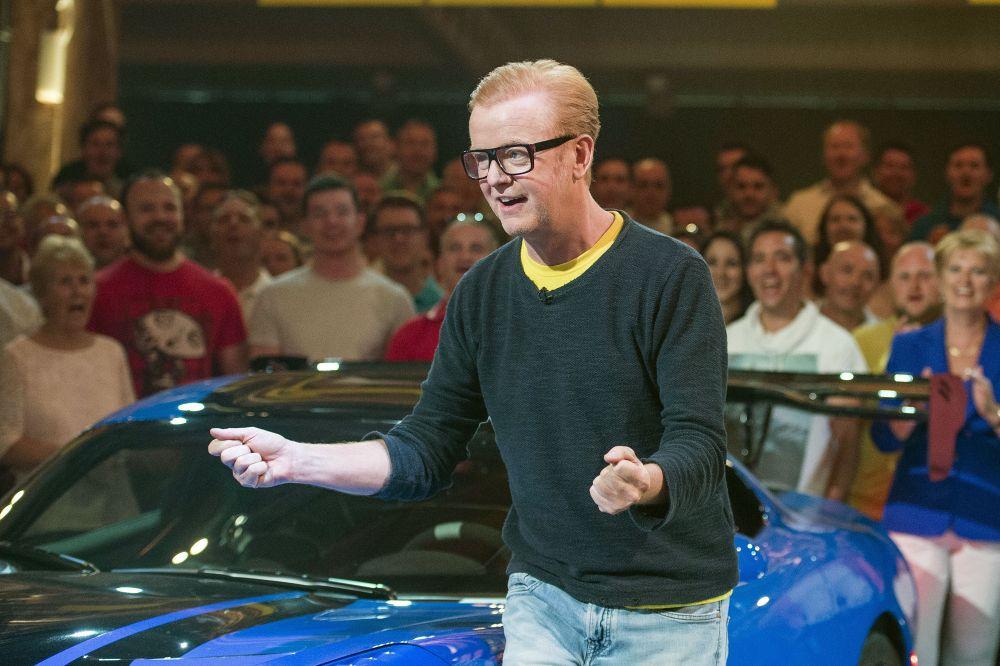 Photo of Chris Evans, Top Gear'dan ayrıldı