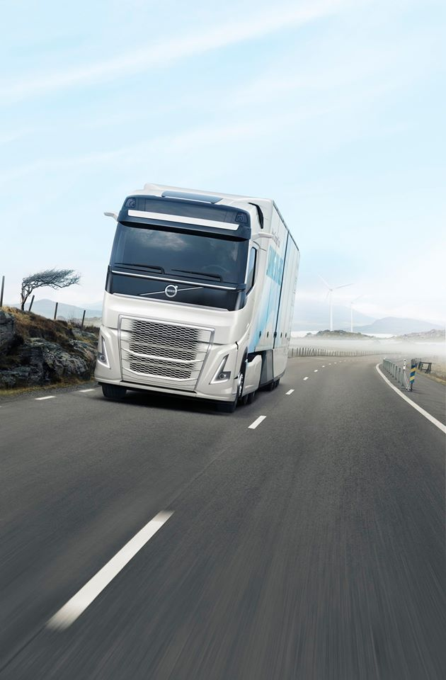 Photo of Volvo Trucks'ın yeni konsept çekicisi, yüzde 30'dan fazla yakıt tasarrufu sunuyor