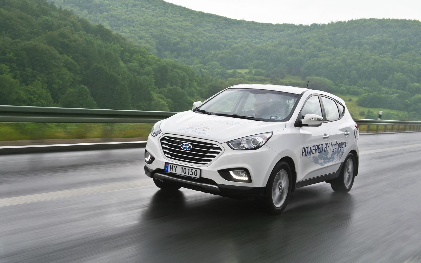 Photo of Hyundai ix35 Fuel Cell'den rekor düzeyde yüksek hız ve menzil