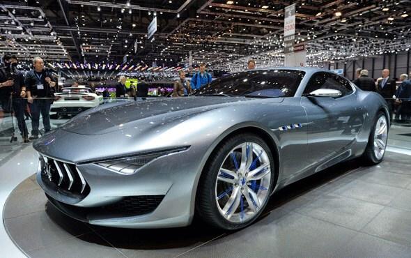Photo of Fiat'a lüks elektrikli otomobil geliyor