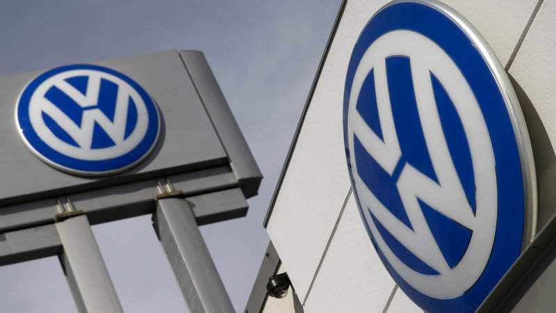 Photo of Volkswagen'e eyaletlerden ceza yağıyor!