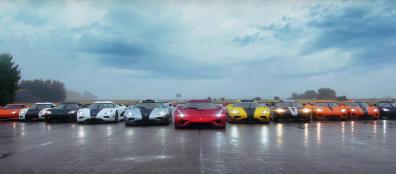 Photo of Koenigsegg üretimi arttırmayı düşünüyor
