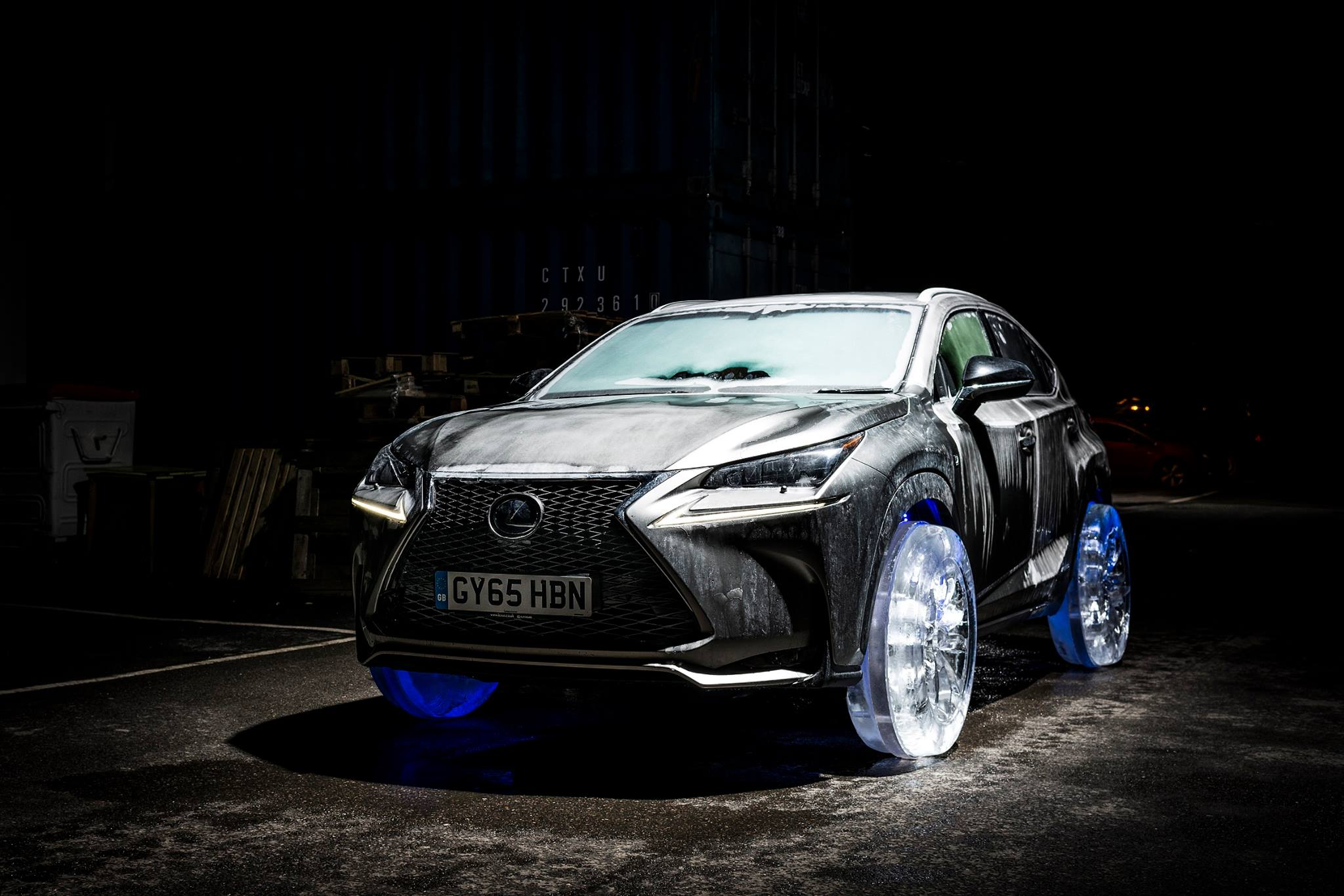 Photo of İngiltere Lexus'u ödüllendirdi