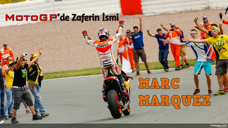 Photo of Almanya MotoGP'sinde zafer Marc Marquez'in