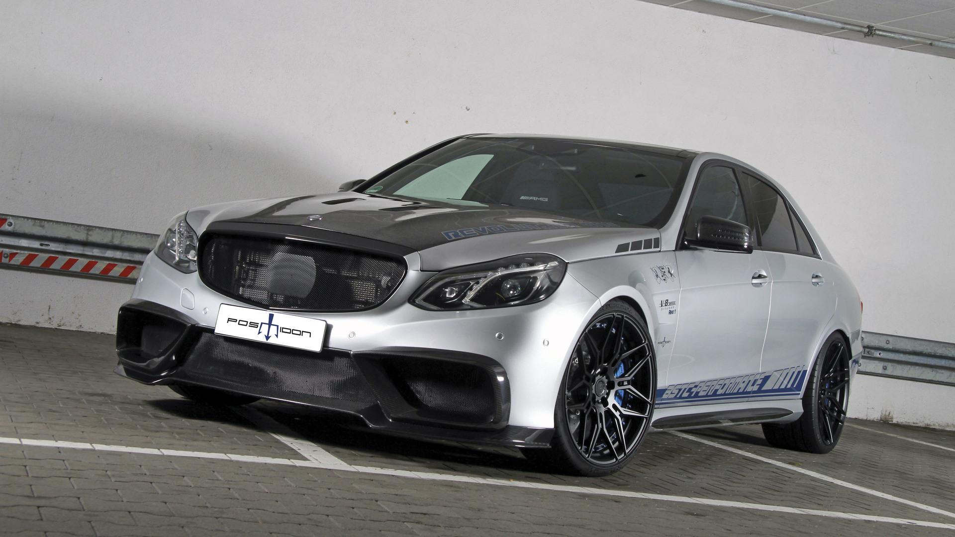 Photo of Mercedes-AMG E63'e veda dokunuşu
