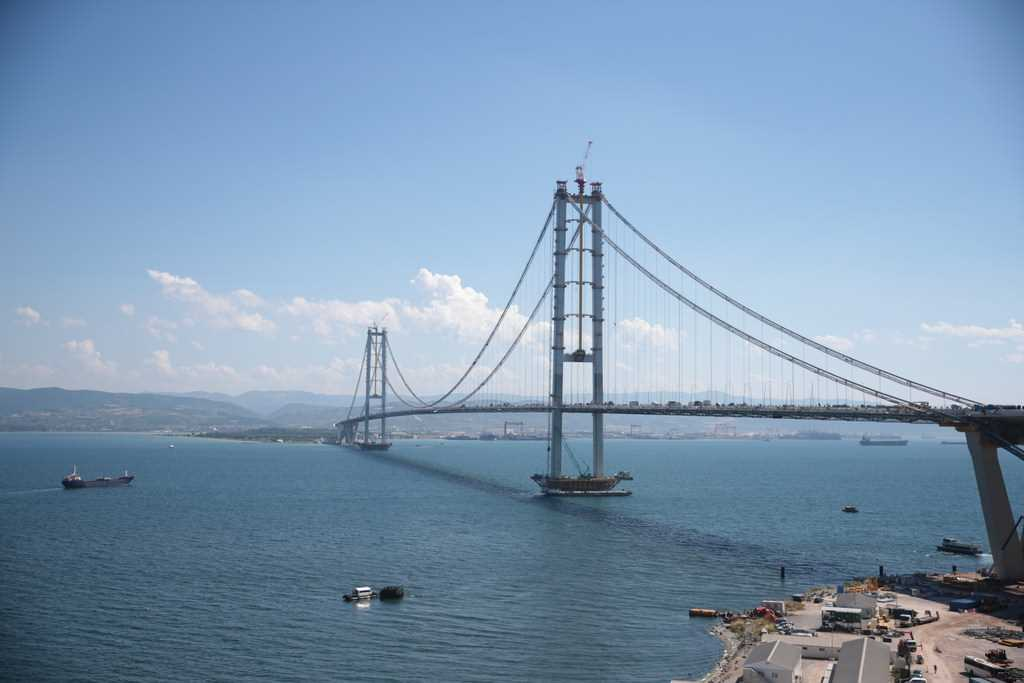 Photo of Osmangazi Köprüsü'ne 2019'da zam yapıldı