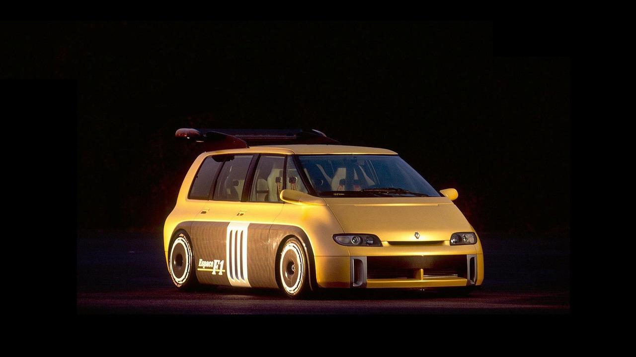 Photo of Hatırlanası Konseptler: Renault Espace F1