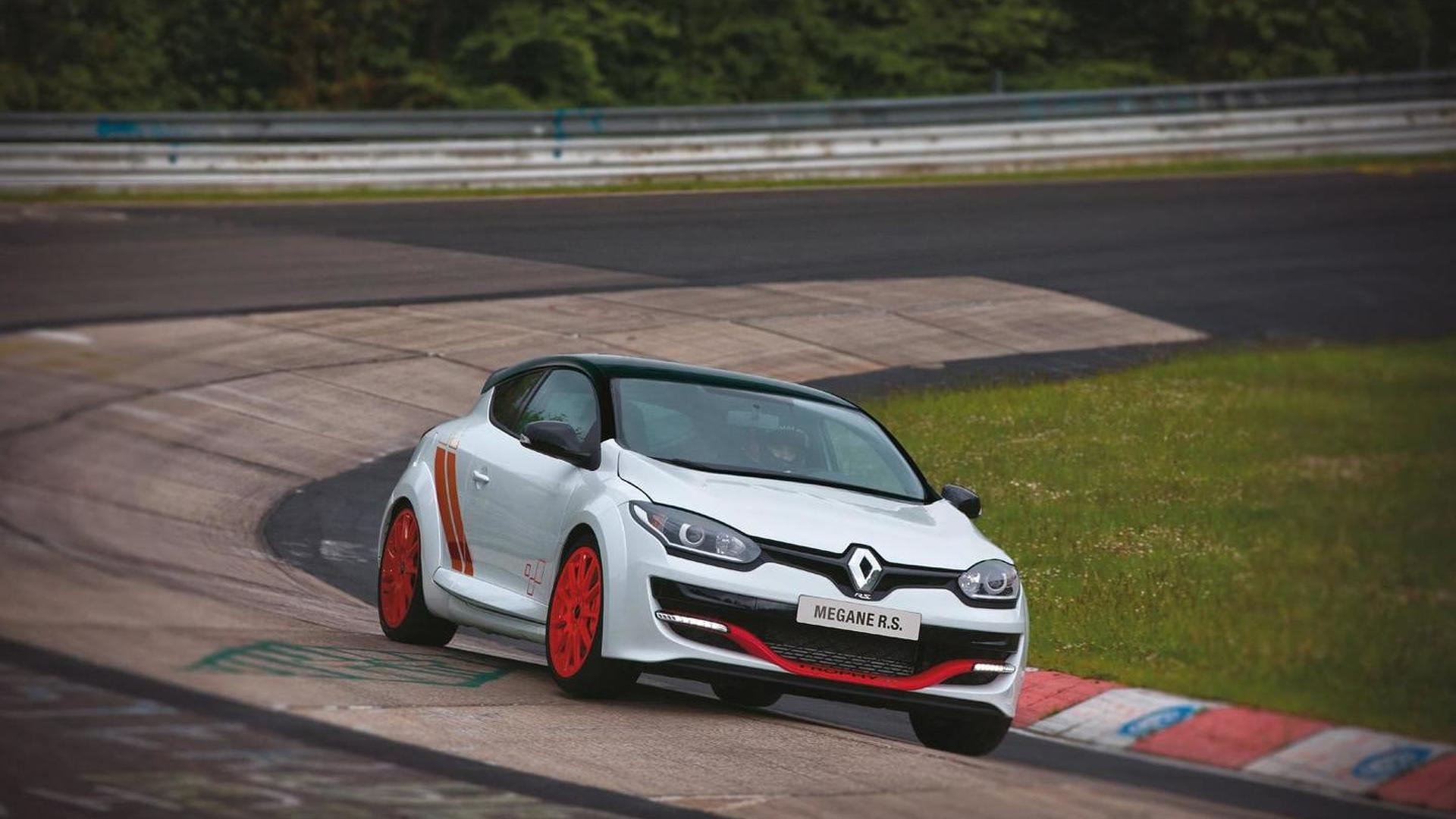 Photo of Elveda Renault Megane III RS