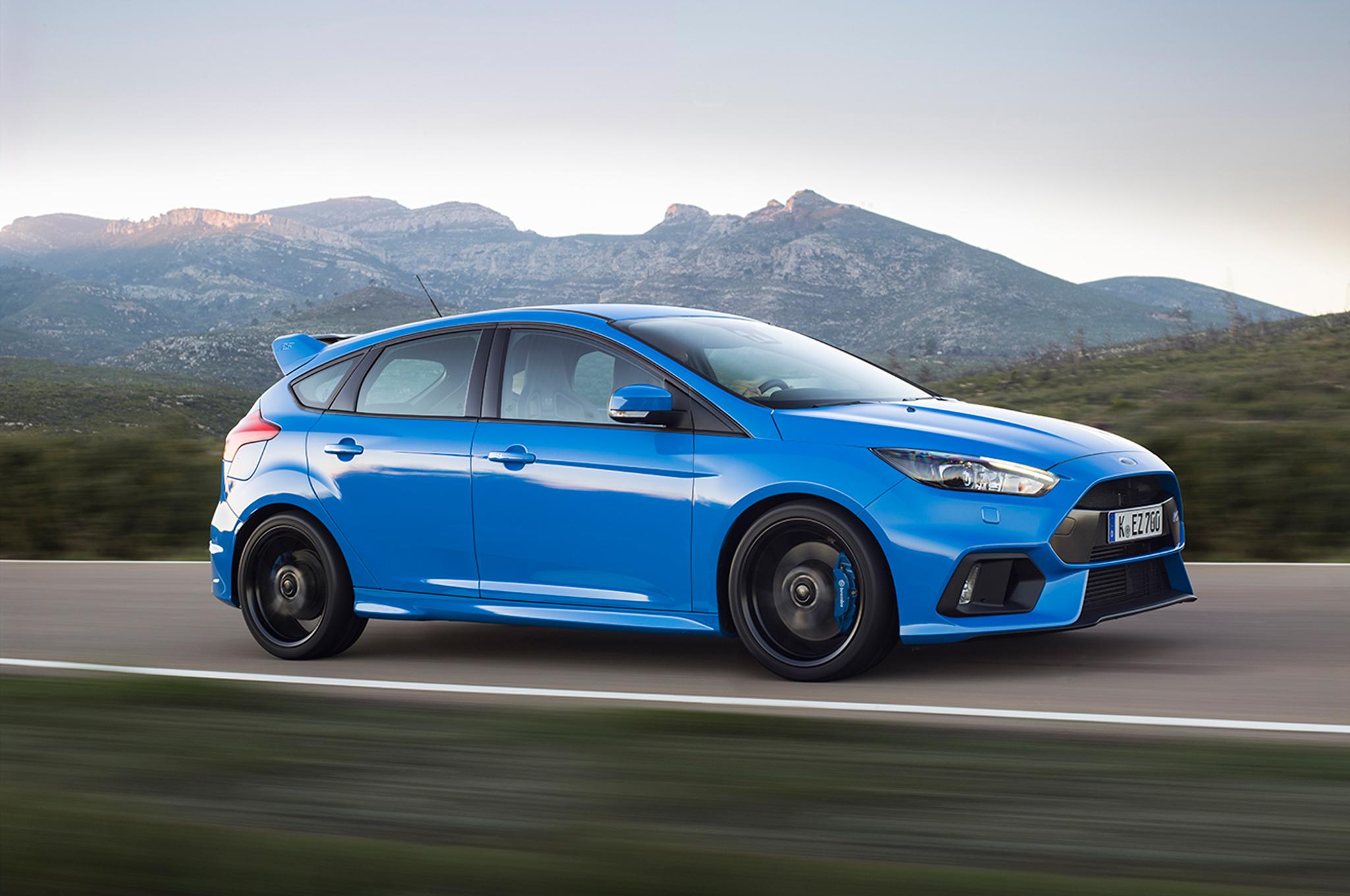 Photo of Forza Turnuvası ile Ford Focus RS kazanma şansı