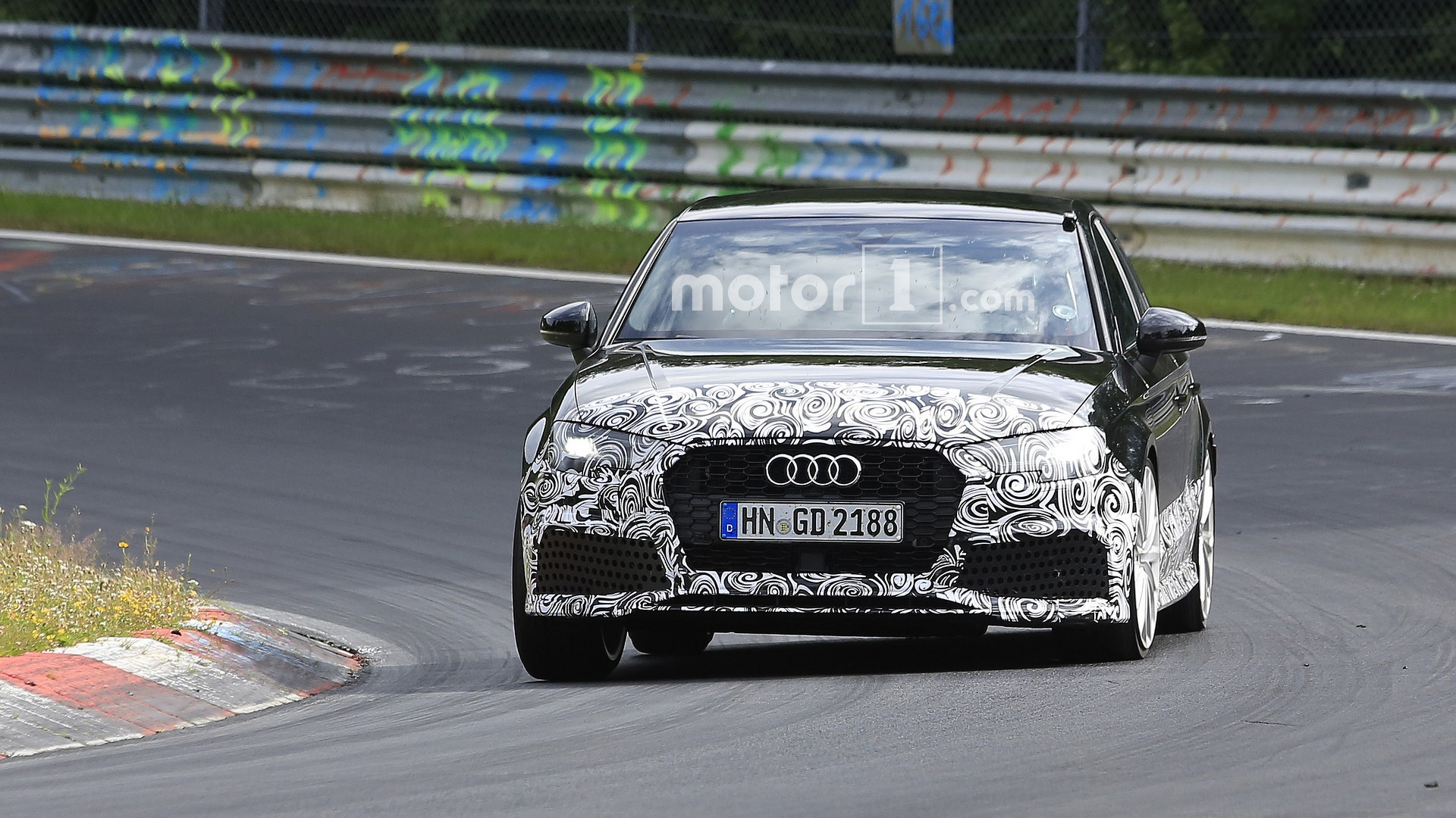 Photo of RS3 Sedan Nürburgring'de yakalandı