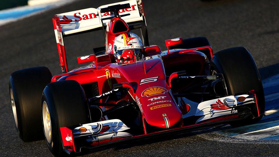 Photo of Tek kelimeyle Sebastian Vettel