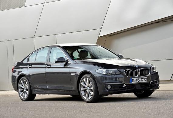 Photo of BMW'den 5 serisine özel kampanya