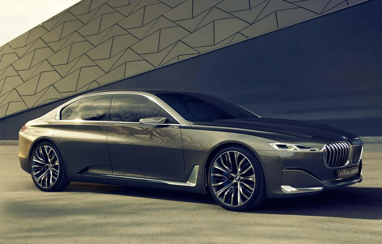 Photo of BMW 9 Serisi yolda olabilir