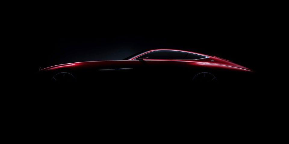 Photo of Mercedes Maybach'tan devasa bir coupe geliyor