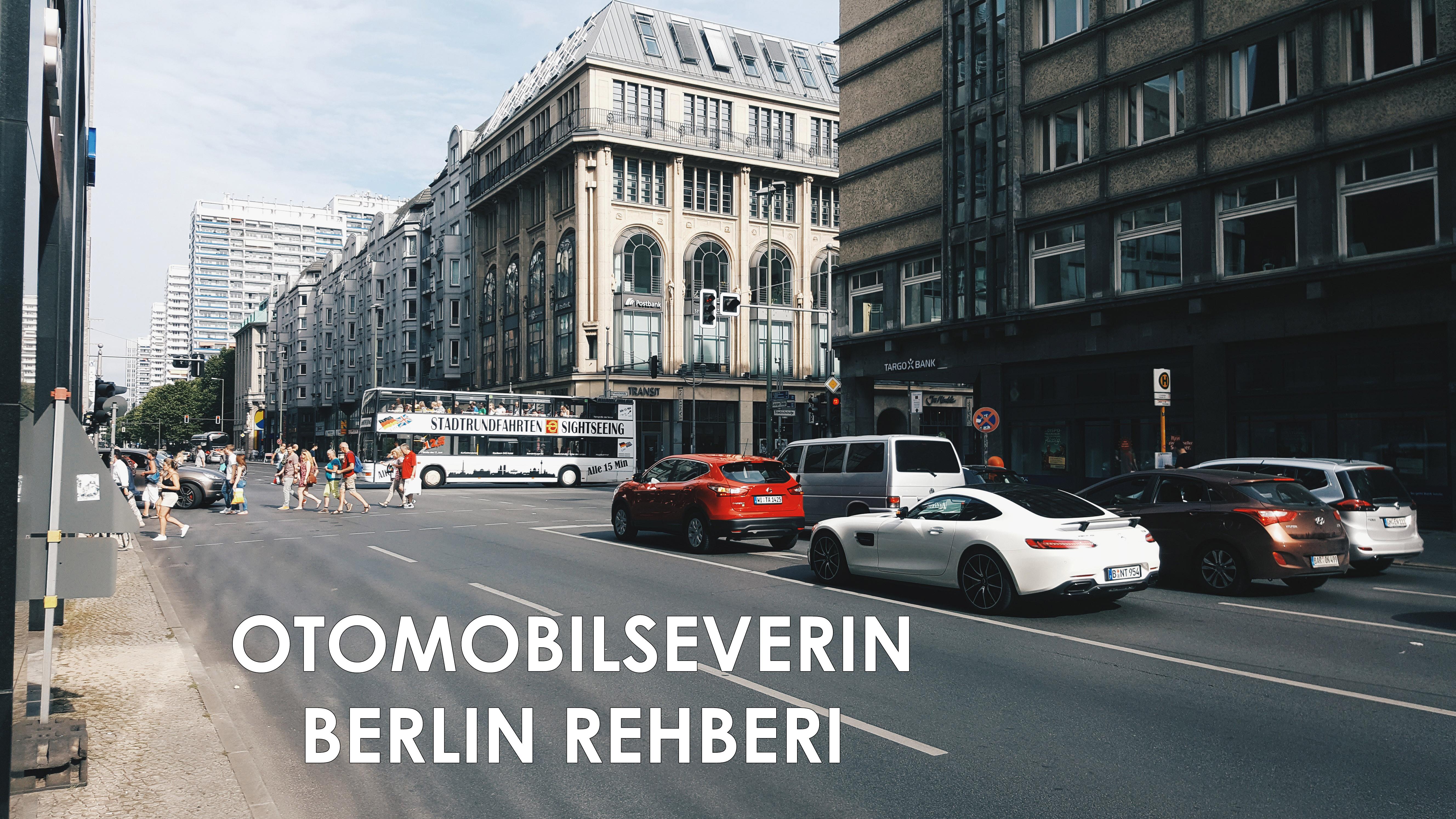 Photo of Otomobilseverin Almanya Gezisi