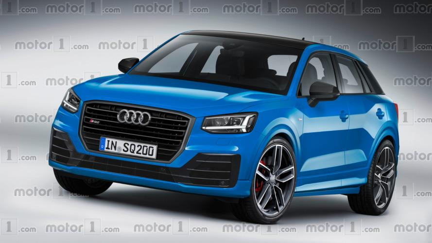 Photo of Audi SQ2 son halini gözler önüne serdi!