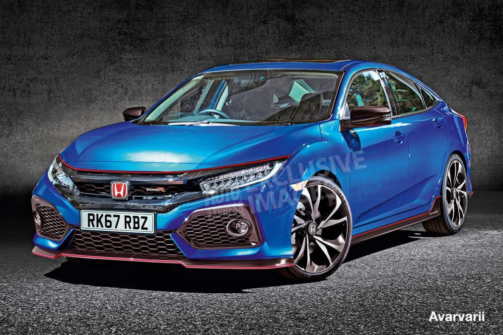 Photo of Karşınızda yeni Civic Type-R
