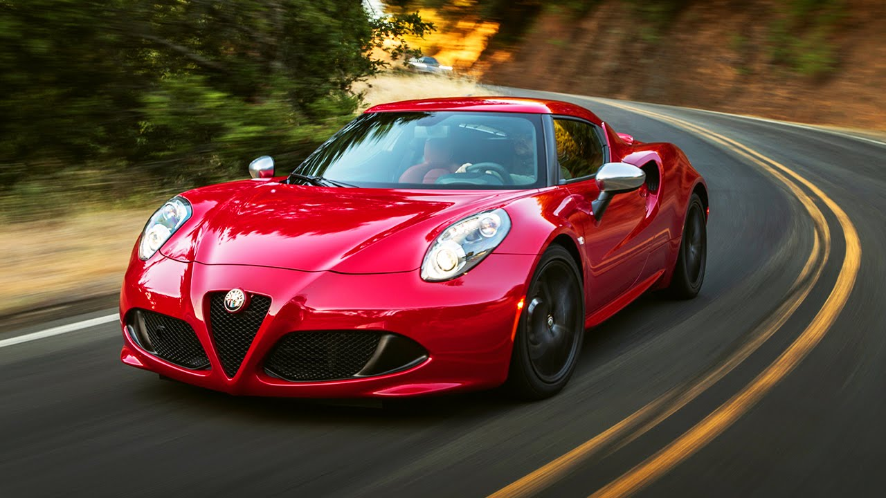 Photo of VLOG | Alfa Romeo 4C