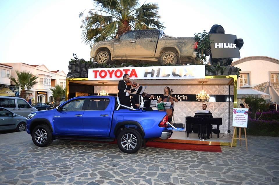 Photo of Toyota Hilux Türkiye Turu'na Başladı