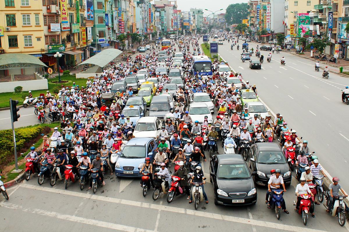 Photo of Hanoi, motosikletleri yasaklayacak
