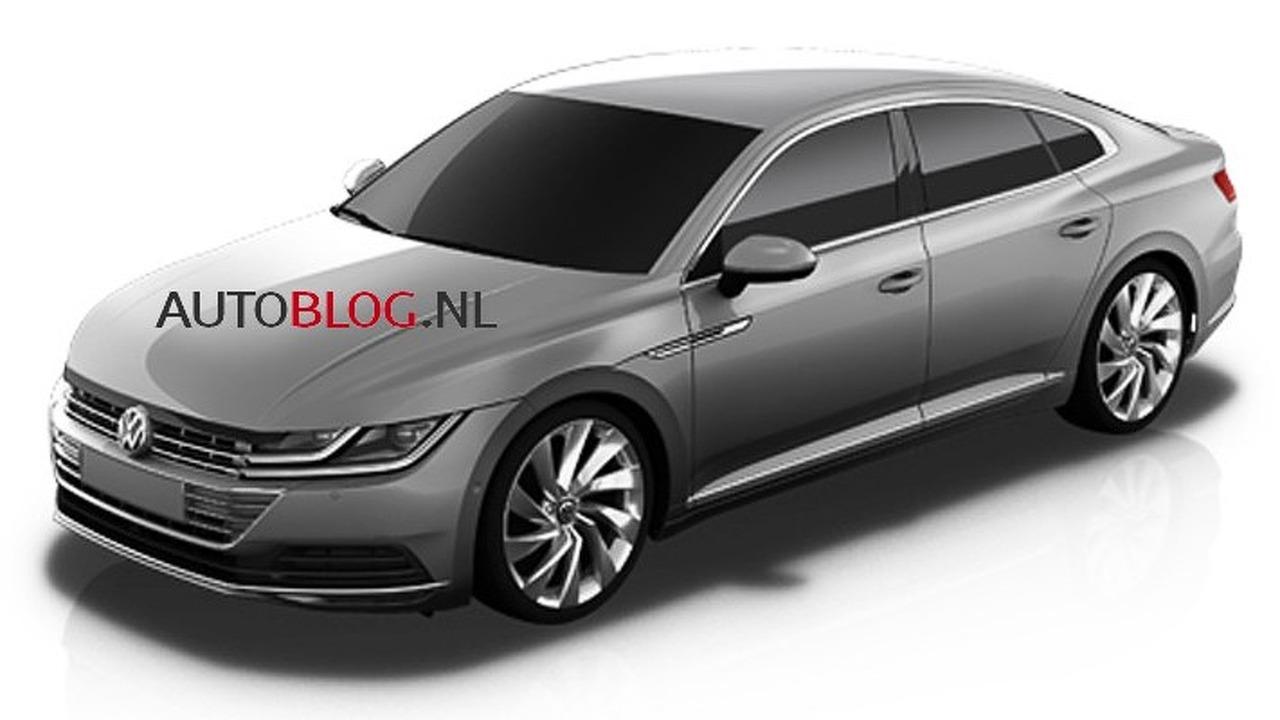 Photo of Karşınızda yeni Volkswagen CC