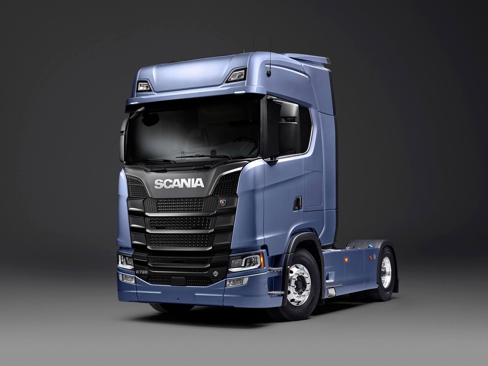 Photo of Scania 2 milyar Euroluk yatırımla geleceğin aracını üretti