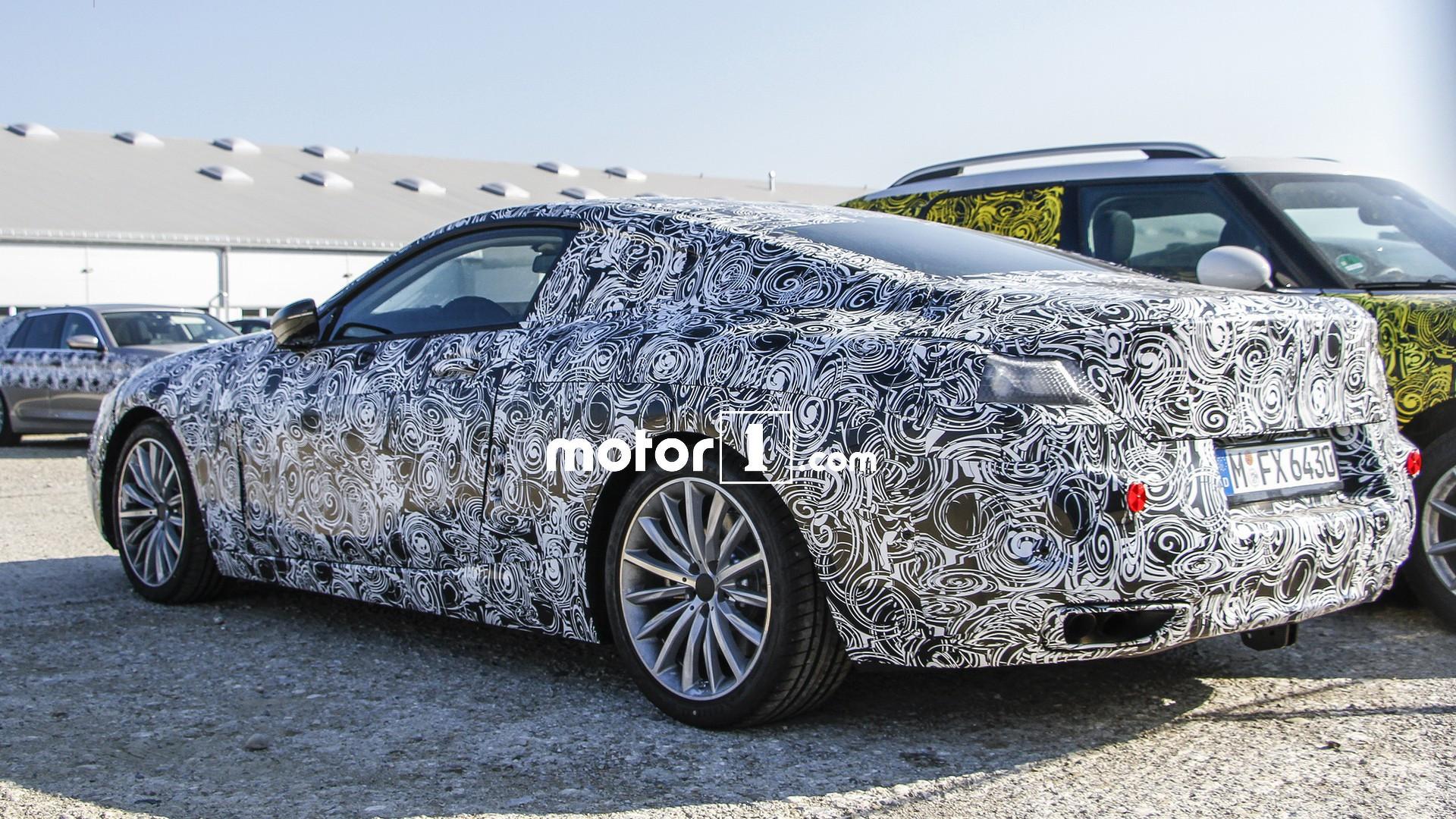 Photo of BMW 8 Serisi ilk defa casus fotoğrafçılara yakalandı!