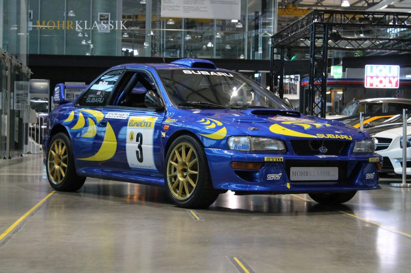 Photo of Colin McRae'den satılık Impreza WRC