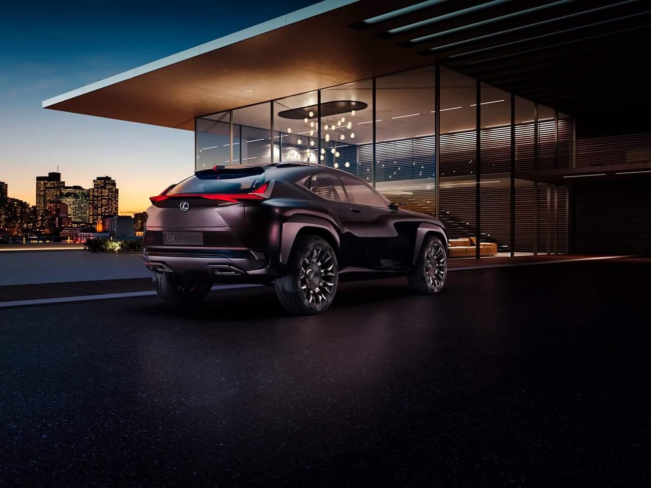 Photo of Lexus yeni konsepti ile görücüye çıkacak