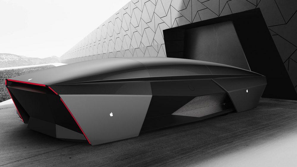 Photo of Türk tasarımcıdan Apple Car konsepti