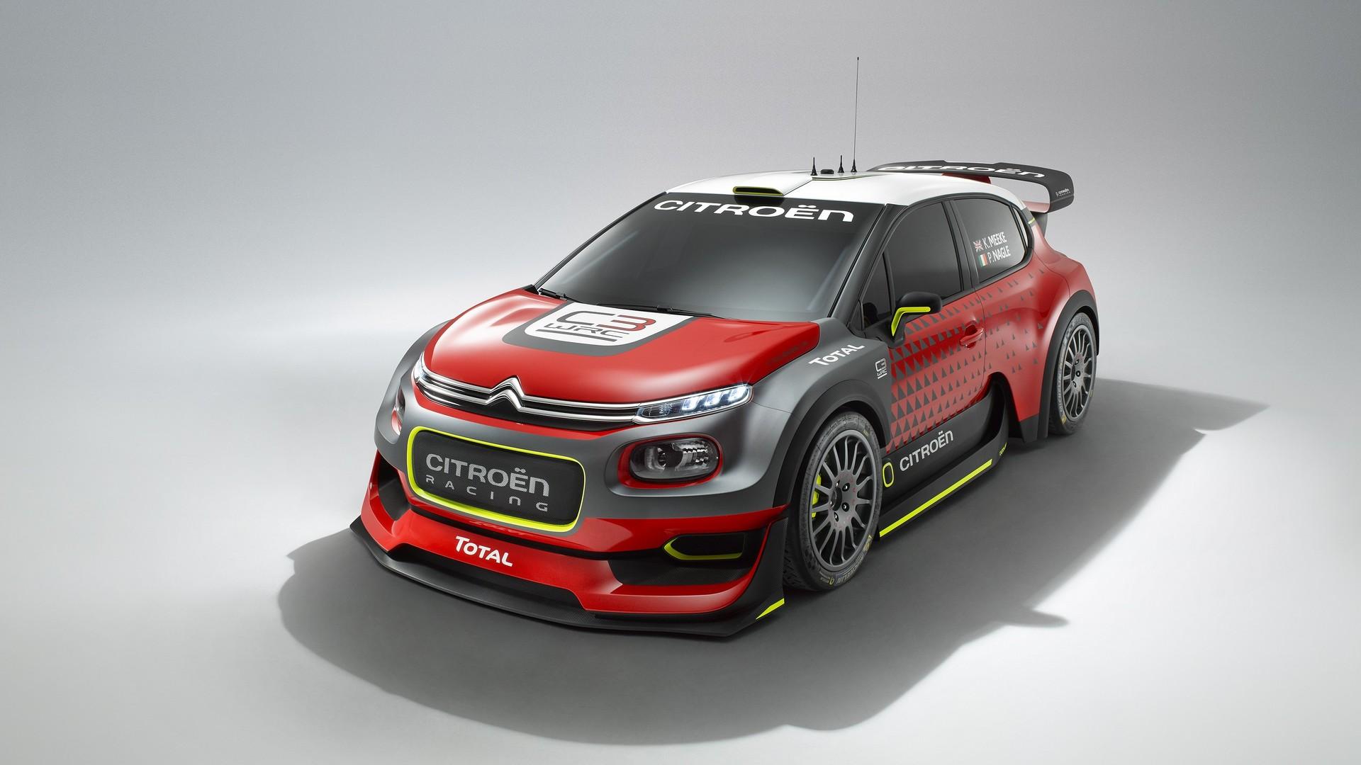 Photo of Citroën C3 WRC konsepti Paris'te görücüye çıkıyor