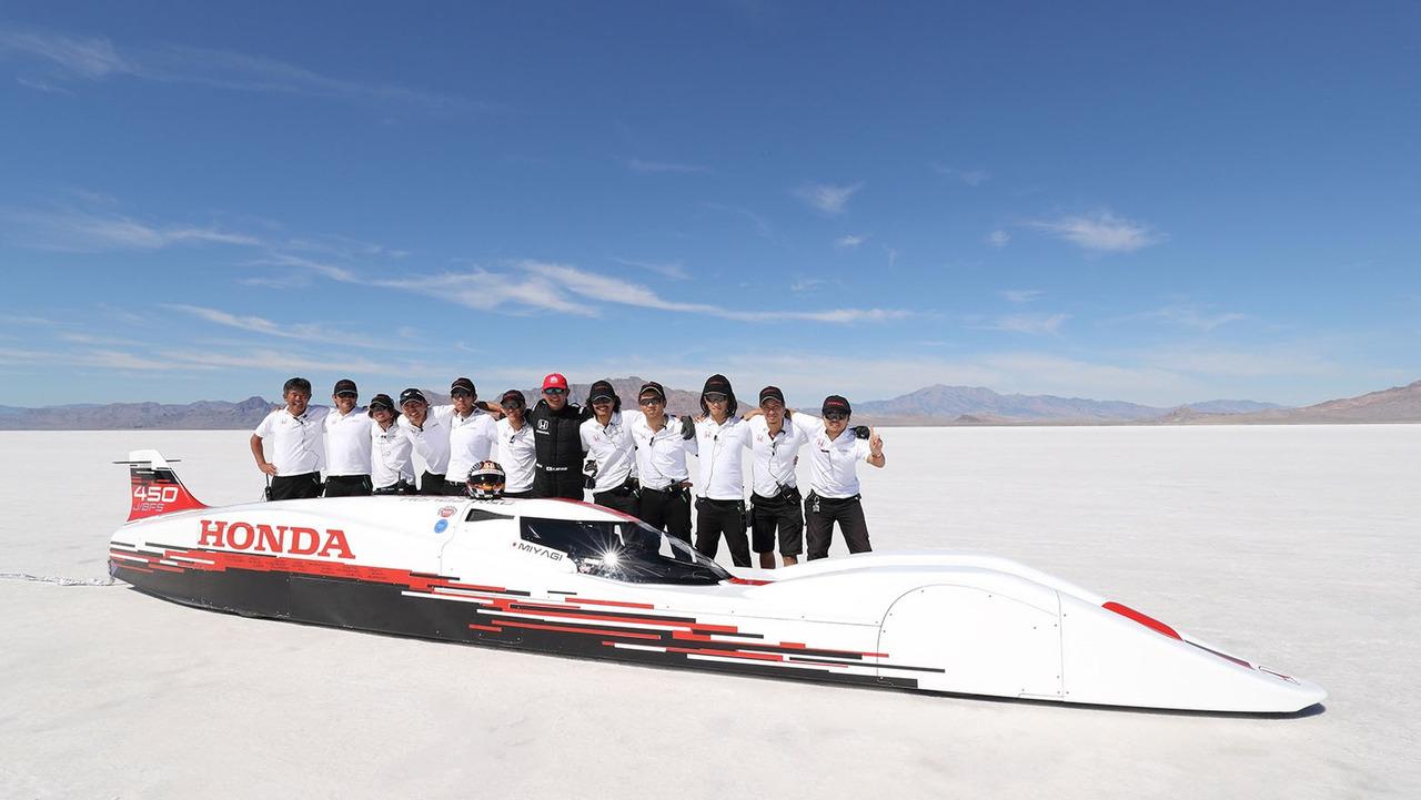 Photo of İşte karşınızda dünyanın en hızlı Honda'sı