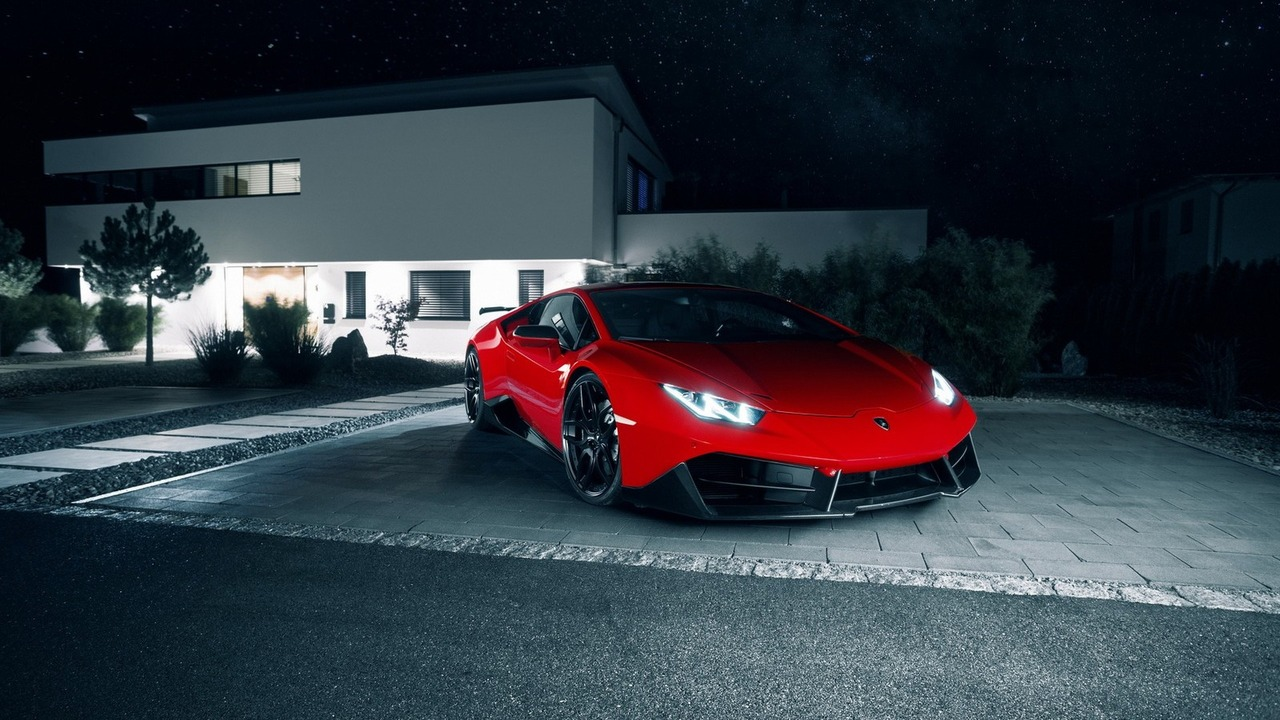 Photo of Lamborghini Huracan'dan güç gösterisi