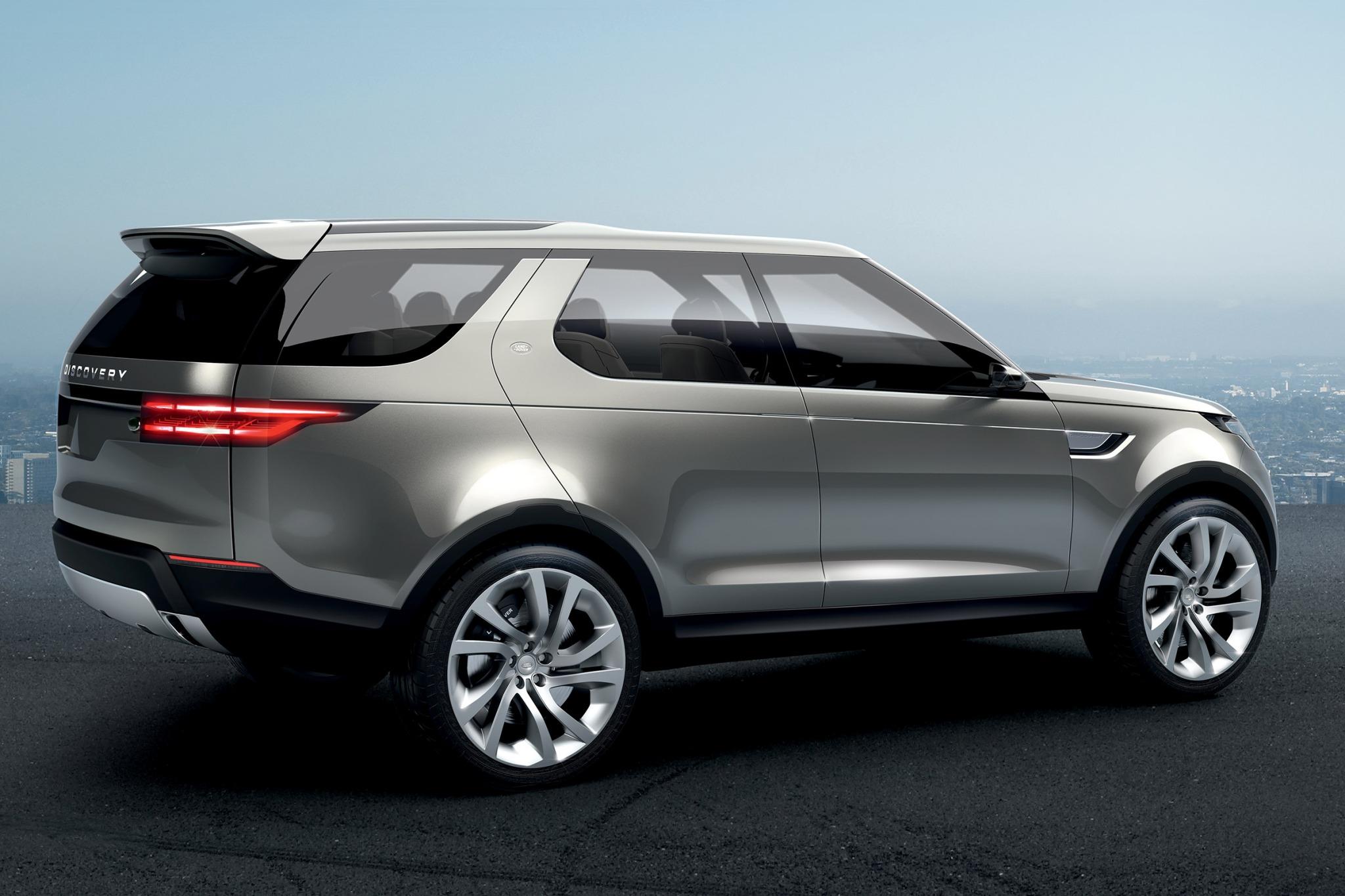 Photo of Land Rover Discovery 28 Eylül'de tanıtılacak