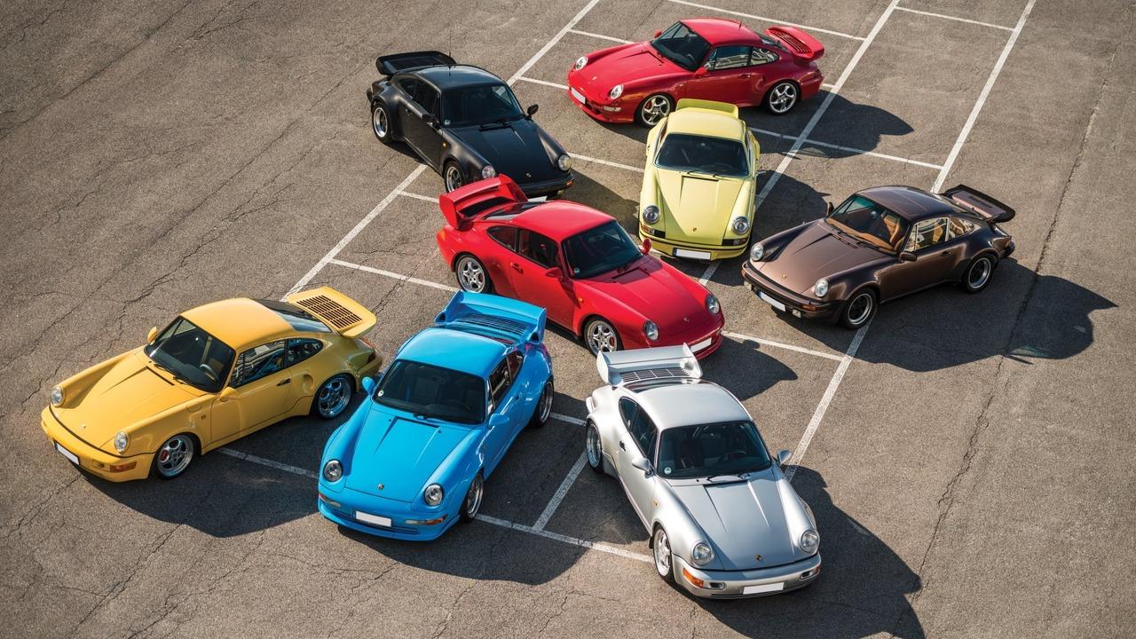 Photo of Hava soğutmalı Porsche koleksiyonu satıldı