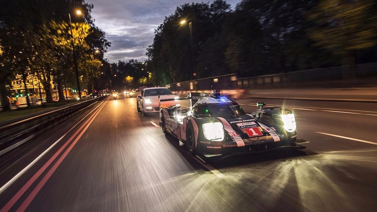 Photo of Porsche 919 ve Panamera ile Londra turu