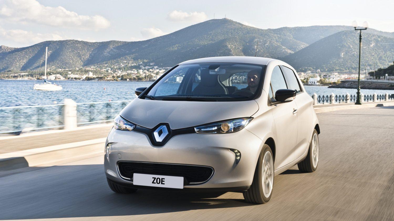 Photo of Makyajlı Renault Zoe Paris'te tanıtılacak