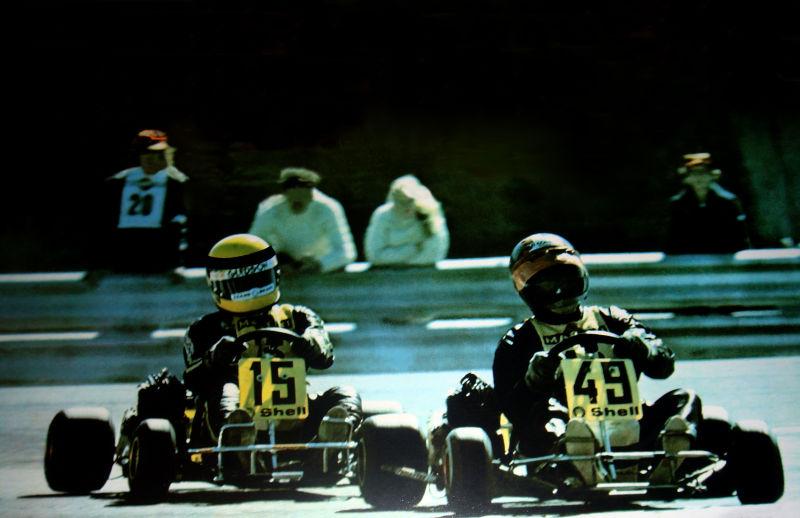 Photo of Ayrton Senna'nın gizli rakibi ile tanışın: Terry Fullerton