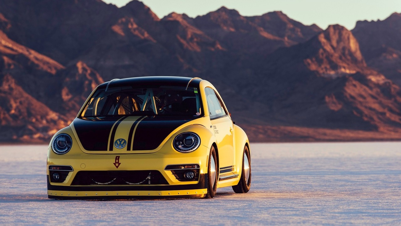 Photo of En hızlı VW Beetle: LSR