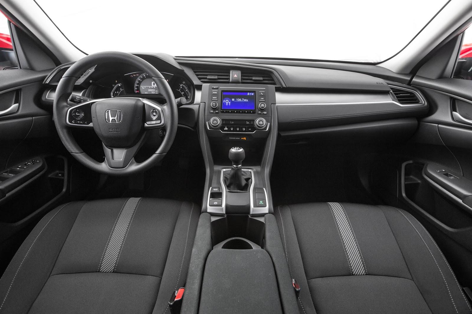 Yeni Honda Civic Fiyatları Açıklandı
