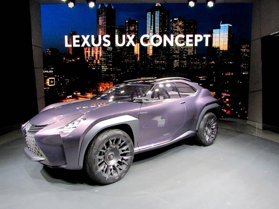 Photo of Lexus Paris Motor Show'da yeni UX konsepti tanıttı