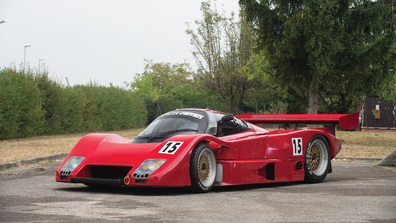 Photo of Lancia-Ferrari LC2 müzayede yolcusu