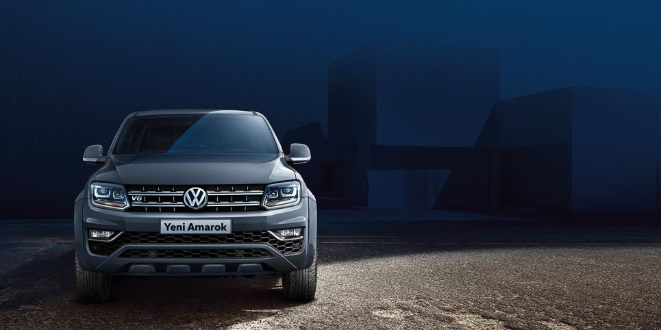 Photo of VW Amarok tamamen yenilendi