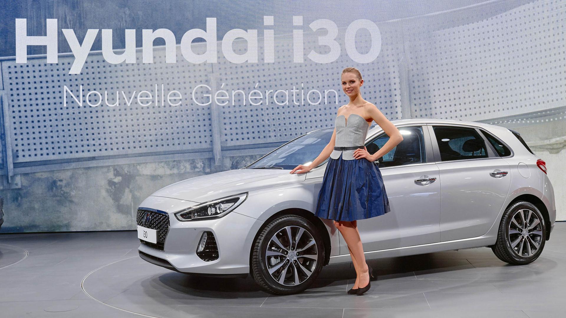 Photo of 2017 Hyundai i30 Paris'te tanıtıldı