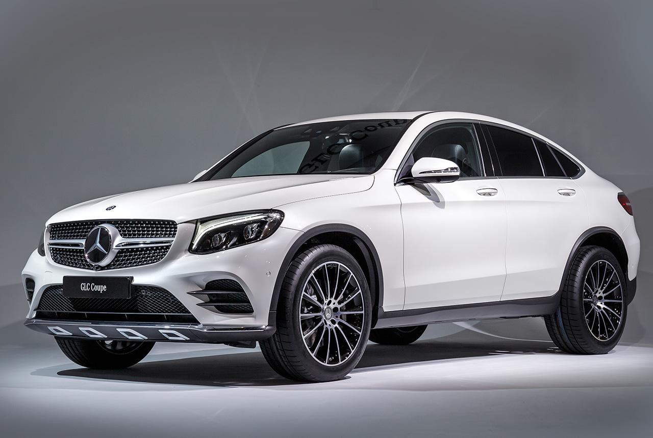 Photo of Yeni Mercedes GLC Coupe Türkiye yollarında