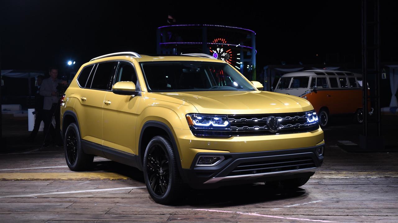 Photo of Volkswagen'in yeni devi: Atlas
