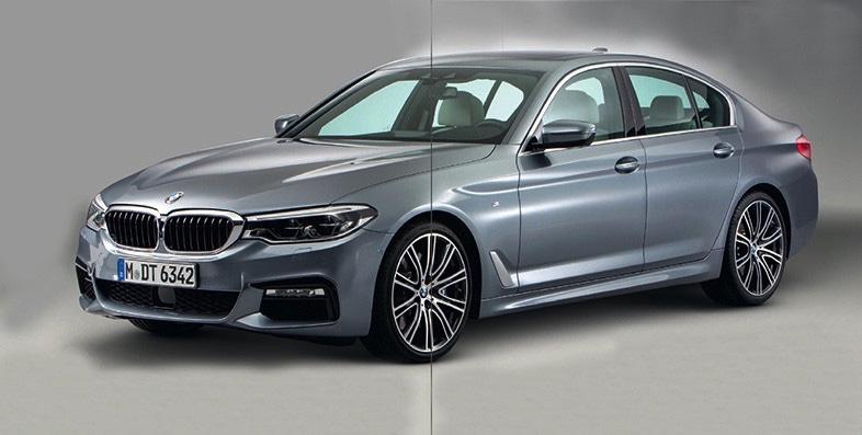 Photo of Karşınızda yeni BMW 5 serisi