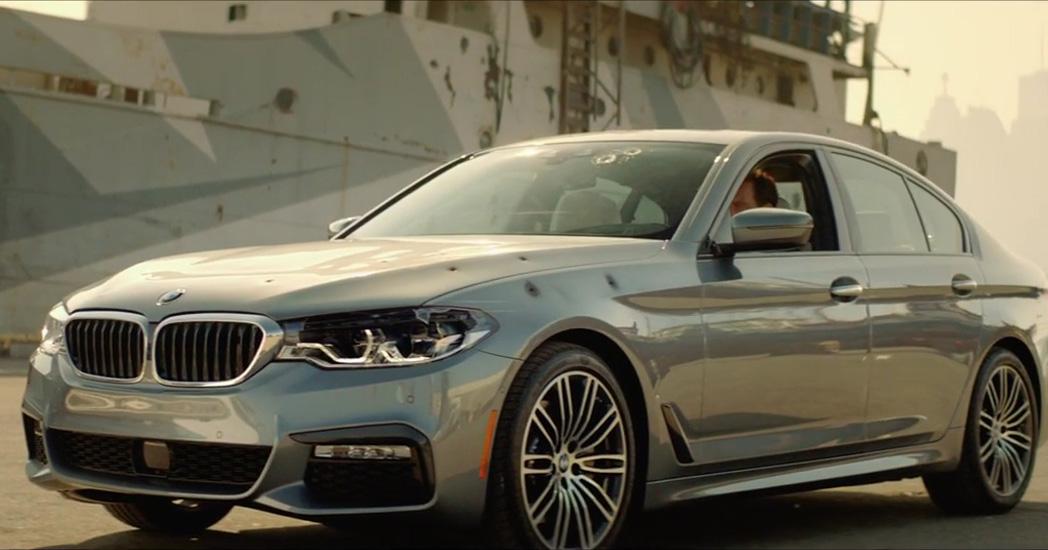 Photo of BMW'nin yeni kısa filmi: The Escape