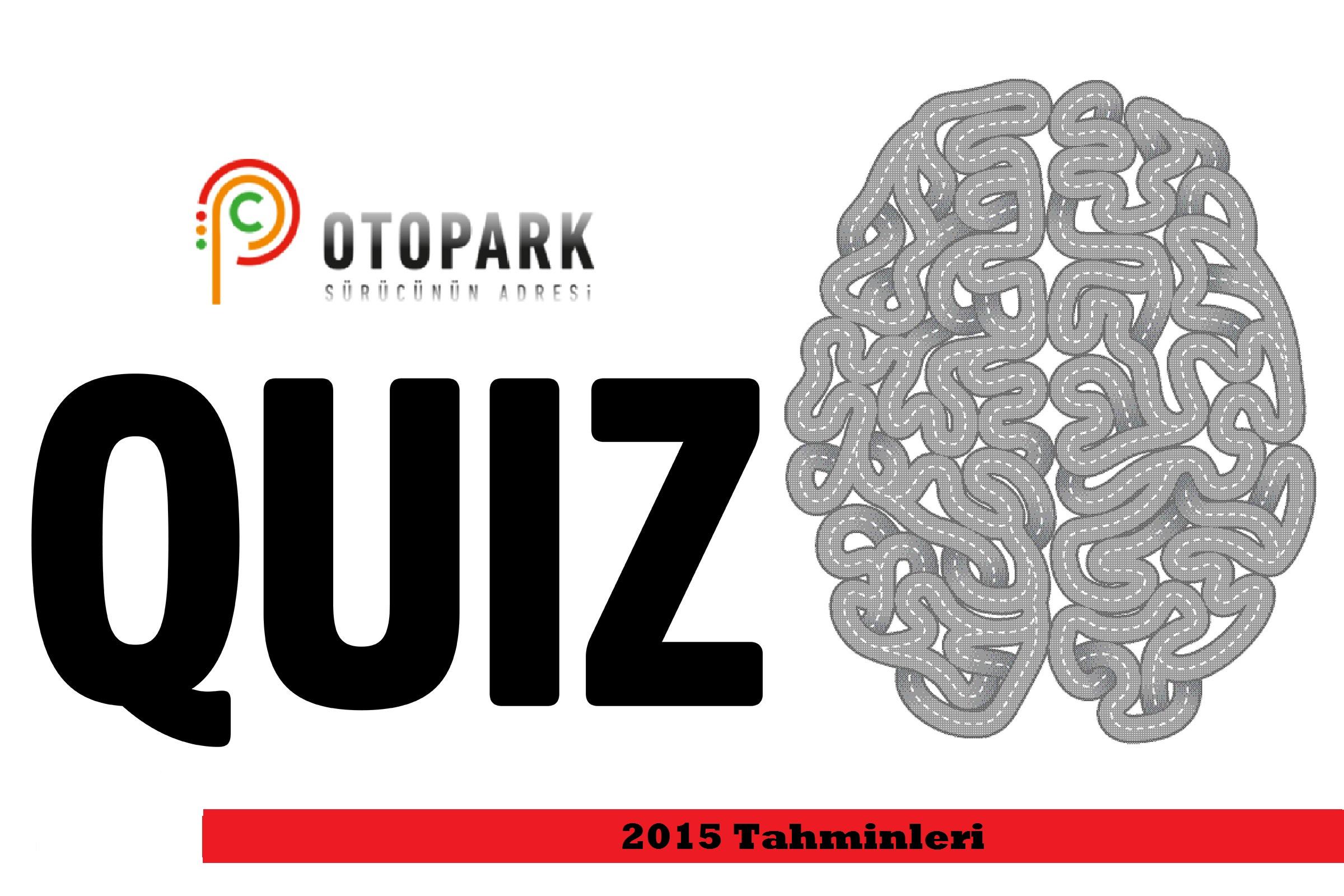 Photo of Quiz – 2015 Tahminleri