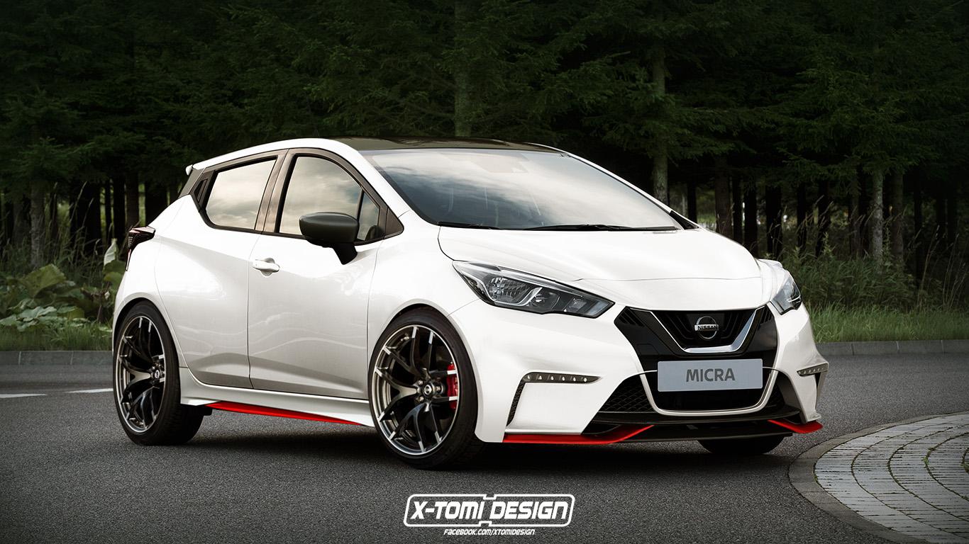 Photo of Nissan, Micra'yı hot hatch yaparsa